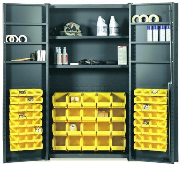 Deep Door Bin & Shelf Cabinets