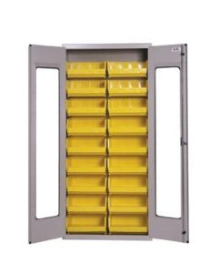 Hi-Vis Bin Cabinets