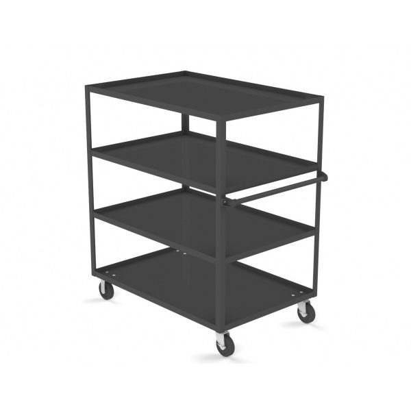 Four Shelf Utility Carts