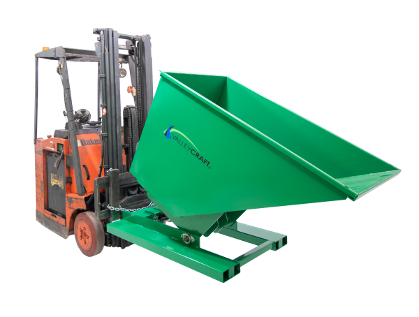 Hydraulic Self-Dumping Hoppers