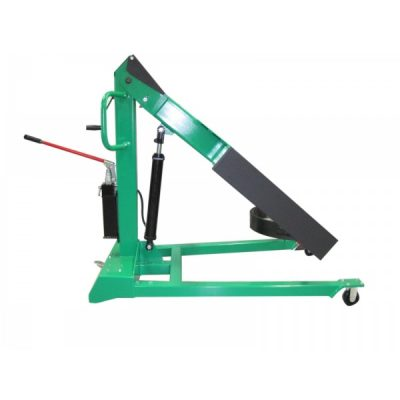 Level Lift Mechanical Drum Dumpers